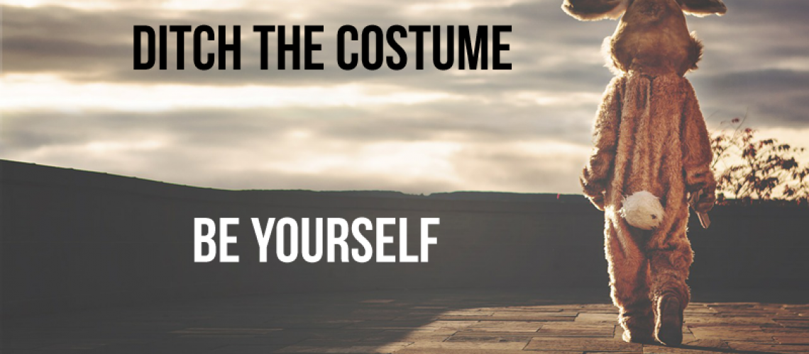 ditch the costume