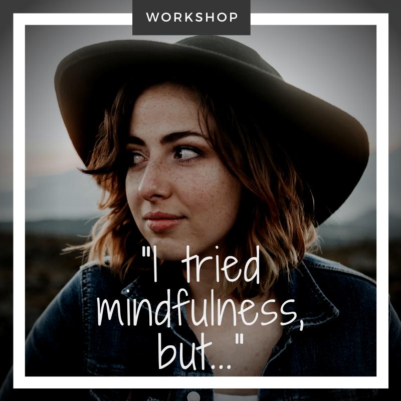 Mindfulness but (2)